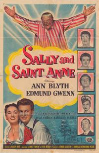 Sally and Saint Anne - 27 x 40 Movie Poster - Style A