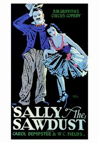 Sally of the Sawdust - 43 x 62 Movie Poster - Bus Shelter Style A