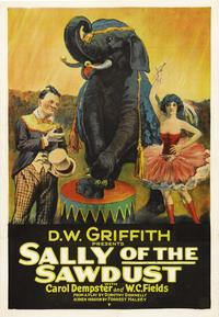 Sally of the Sawdust - 11 x 17 Movie Poster - Style B