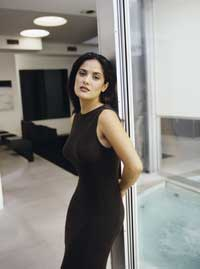 Salma Hayek - 8 x 10 Color Photo #2