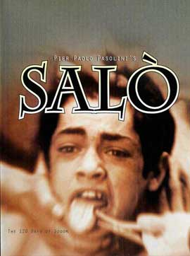 Salo, or the 120 Days of Sodom - 11 x 17 Movie Poster - Style A