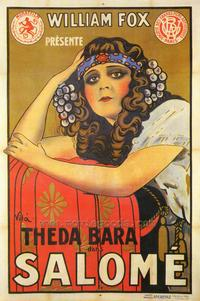 Salome - 27 x 40 Movie Poster - French Style A