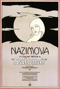 Salome - 43 x 62 Movie Poster - Bus Shelter Style A
