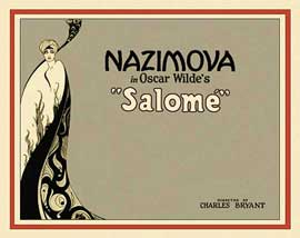 Salome - 11 x 14 Movie Poster - Style C