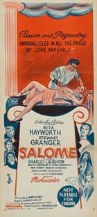 Salome - 13 x 30 Movie Poster - Australian Style A