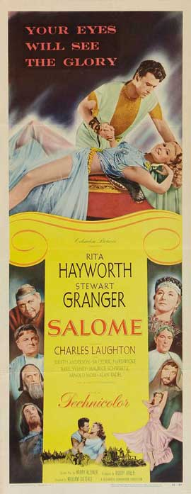 Salome - 14 x 36 Movie Poster - Insert Style A