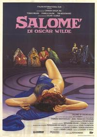 Salome - 39 x 55 Movie Poster - Italian Style A