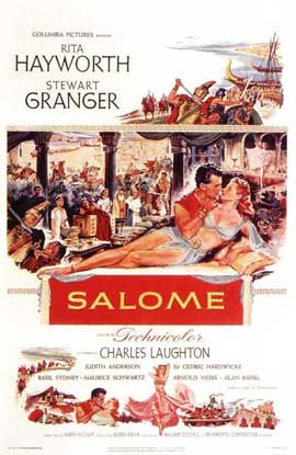 Salome: The Dance of the Seven Veils - 11 x 17 Movie Poster - Style A