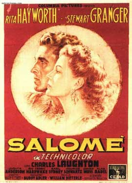 Salome: The Dance of the Seven Veils - 11 x 17 Movie Poster - Italian Style A