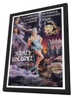 Salome's Last Dance - 11 x 17 Movie Poster - Style A - in Deluxe Wood Frame