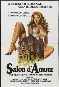 Salon d'amour - 27 x 40 Movie Poster - Style A