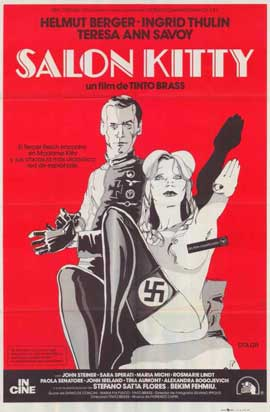 Salon Kitty - 11 x 17 Movie Poster - Spanish Style A