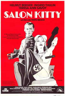 Salon Kitty - 27 x 40 Movie Poster - Spanish Style A