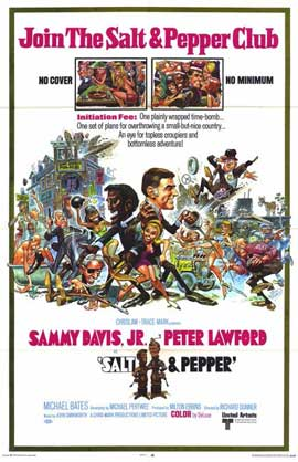 Salt and Pepper - 11 x 17 Movie Poster - Style A