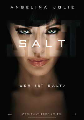 Salt - 11 x 17 Movie Poster - German Style A
