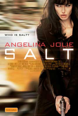 Salt - 27 x 40 Movie Poster - Australian Style A