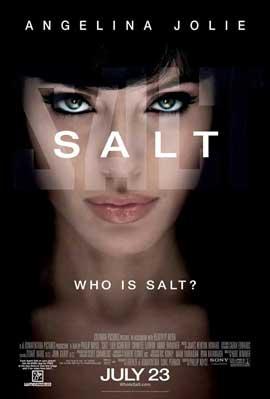 Salt - 11 x 17 Movie Poster - Style C