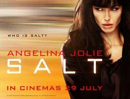Salt - 30 x 40 Movie Poster UK - Style A