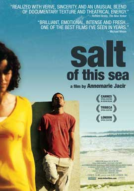 Salt of This Sea - 11 x 17 Movie Poster - Style A
