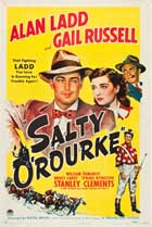 Salty O'Rourke - 11 x 17 Movie Poster - Style A