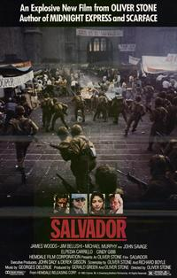 Salvador - 11 x 17 Movie Poster - Style A