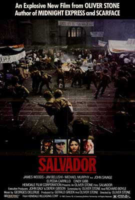 Salvador - 27 x 40 Movie Poster - Style A