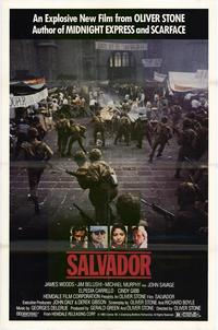 Salvador - 43 x 62 Movie Poster - Bus Shelter Style A