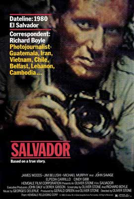 Salvador - 27 x 40 Movie Poster - Style B