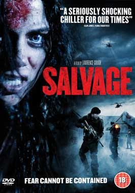 Salvage - 11 x 17 Movie Poster - Style A