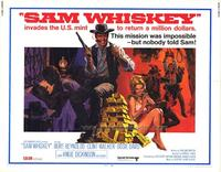 Sam Whiskey - 11 x 14 Movie Poster - Style A