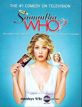 Samantha Who - 11 x 17 Movie Poster - Style A