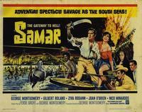 Samar - 22 x 28 Movie Poster - Half Sheet Style A