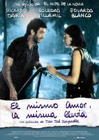 Same Love, Same Rain - 11 x 17 Movie Poster - Spanish Style A