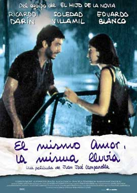 Same Love, Same Rain - 27 x 40 Movie Poster - Spanish Style A