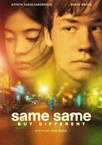 Same Same But Different - 11 x 17 Movie Poster - German Style B