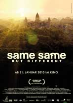 Same Same But Different - 27 x 40 Movie Poster - German Style B