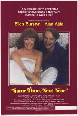 Same Time, Next Year - 27 x 40 Movie Poster - Style A