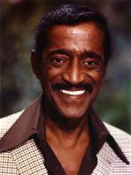 Sammy Davis Jr. - Sammy Jr Davis smiling Close Up Portrait