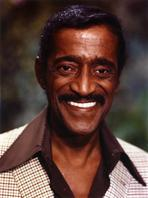 Sammy Davis Jr. - Sammy Jr Davis smiling Close Up Portrait