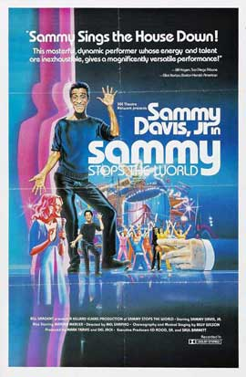 Sammy Stops the World - 11 x 17 Movie Poster - Style A