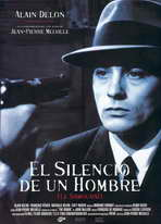 Samourai, Le - 27 x 40 Movie Poster - Spanish Style A