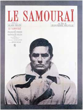 Samourai, Le - 11 x 17 Poster - Foreign - Style B