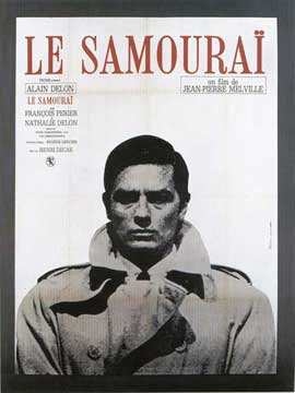 Samourai, Le - 11 x 17 Movie Poster - French Style A