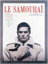 Samourai, Le - 11 x 17 Poster - Foreign - Style B - Museum Wrapped Canvas