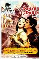 Samson and Delilah - 11 x 17 Movie Poster - Spanish Style A