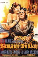 Samson and Delilah - 11 x 17 Movie Poster - Style I
