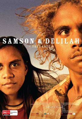 Samson and Delilah - 11 x 17 Movie Poster - Australian Style A