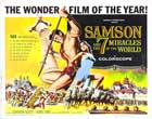Samson and the 7 Miracles of the World