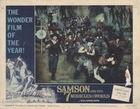 Samson and the 7 Miracles of the World - 11 x 14 Movie Poster - Style E