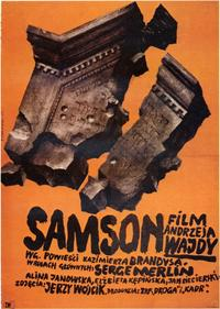 Samson - 11 x 17 Poster - Foreign - Style A